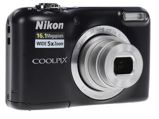 Компактная камера Nikon Coolpix L31 черный