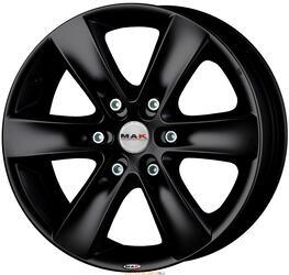 Автомобильный диск Литой MAK Sierra 7x15 6/139,7 ET 30 DIA 106,1 Matt Black