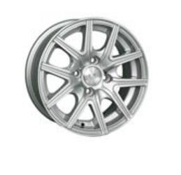 Автомобильный диск Литой LS 188 6,5x15 5/100 ET 43 DIA 57,1 SF