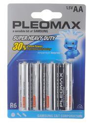 Батарейка Samsung Pleomax R06-4BL