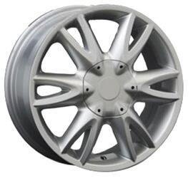 Автомобильный диск литой Replay NS35 6,5x16 5/114,3 ET 50 DIA 66,1 Sil