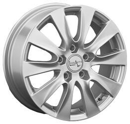 Автомобильный диск Литой LegeArtis H17 6,5x16 5/114,3 ET 45 DIA 64,1 Sil