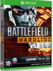 Игра для Xbox ONE Battlefield Hardline