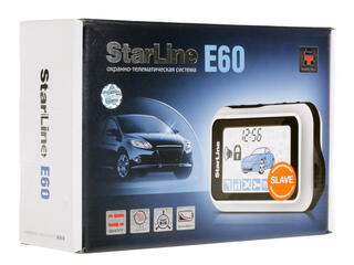 Автосигнализация StarLine E60 Slave