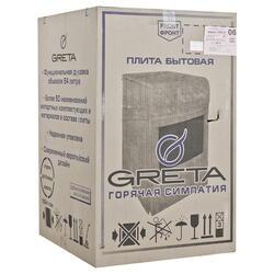 Электрическая плита GRETA 1470-Э-06 белый
