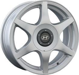 Автомобильный диск Литой Replay HND2 5x13 4/100 ET 46 DIA 54,1 Sil