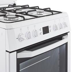 Газовая плита BEKO CSE62320GW белый