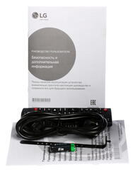 "32"" (81 см)  LED-телевизор LG 32LF560V черный"