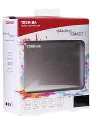 "2.5"" Внешний HDD Toshiba CANVIO Connect II [HDTC810EC3AA]"