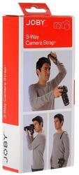 Ремень плечевой , ручной JOBY 3-Way Camera Strap черный
