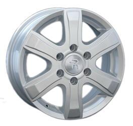 Автомобильный диск литой Replay FD53 7x17 6/139,7 ET 55 DIA 93,1 Sil