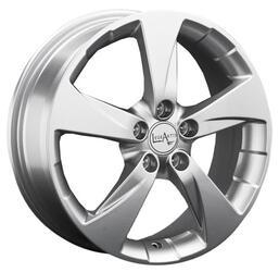 Автомобильный диск Литой LegeArtis SB17 6,5x16 5/100 ET 48 DIA 56,1 Sil