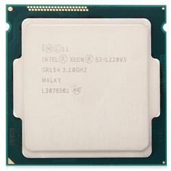 Серверный процессор Intel Xeon E3-1220 v3