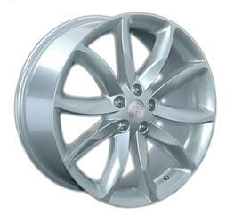 Автомобильный диск литой Replay LX25 8,5x20 5/114,3 ET 35 DIA 60,1 Sil