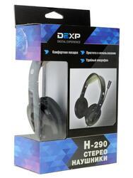 Наушники DEXP H-290