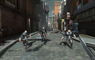Игра для PS4 Dishonored Definitive Edition