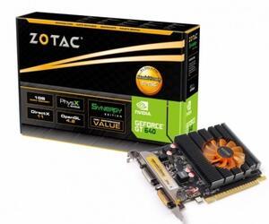 Видеокарта Zotac GeForce GT 640 [ZT-60205-10L]
