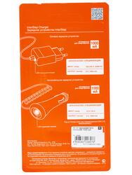 Автомобильное зарядное устройство InterStep IS-СC-NO08600AS-01OB201