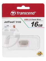 Память USB Flash Transcend JetFlash 510S 16 Гб