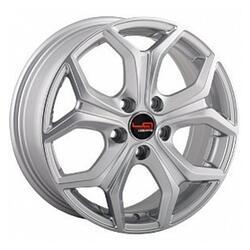 Автомобильный диск Литой LegeArtis FD46 7,5x17 5/108 ET 52,5 DIA 63,3 Sil