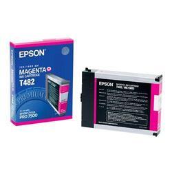 Картридж струйный Epson T482