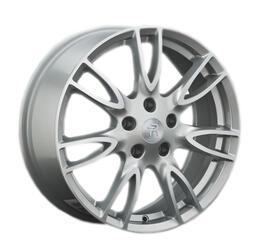 Автомобильный диск литой Replay INF5 7x17 5/114,3 ET 45 DIA 66,1 Sil