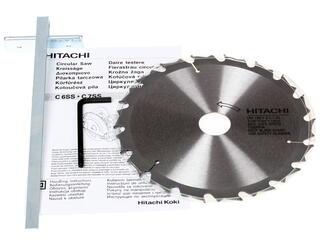 Пила дисковая Hitachi C 7SS