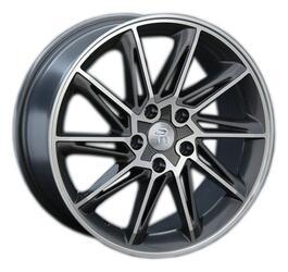 Автомобильный диск литой Replay A44 7,5x17 5/112 ET 45 DIA 66,6 GMF
