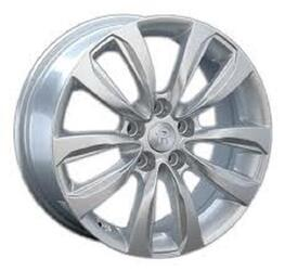 Автомобильный диск литой Replay TY155 7x17 5/114,3 ET 39 DIA 60,1 Sil
