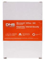 """ПО """"Office 365 Персональный"""" + """"Kaspersky Internet Security"""" 1ПК на 1 год"""