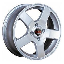 Автомобильный диск Литой LegeArtis RN25 6x15 4/100 ET 36 DIA 60,1 Sil