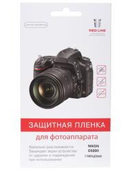 Защитная пленка Red Line для Nikon D3200