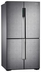 Холодильник Samsung RF905QBLAXW серебристый