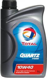 Моторное масло TOTAL QUARTZ 7000 10W40 166049