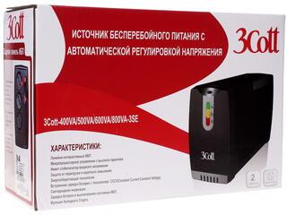 ИБП 3Cott 600VA-3SE