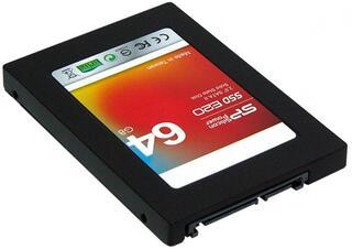 """Твердотельный накопитель SSD 2.5"""" SATA-2  64Gb SiliconPower E20"""