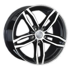 Автомобильный диск литой Replay VV133 7,5x17 5/112 ET 47 DIA 57,1 BKF
