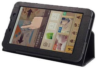 Чехол-книжка для планшета Lenovo IdeaTab A3000 черный