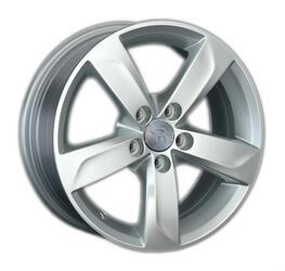 Автомобильный диск литой Replay SK58 6x15 5/100 ET 43 DIA 57,1 Sil