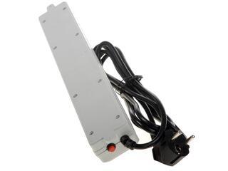 Сетевой фильтр Power Cube SPG (5+1)B серый