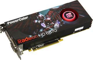 Видеокарта PowerColor AMD Radeon HD6870 [AX6870 1GBD5-M2DHV2]