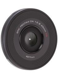 Объектив Pentax SMC DA 40mm F2.8 XS