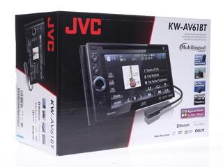 Автопроигрыватель JVC KW-AV61BTEE
