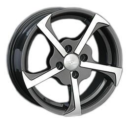 Автомобильный диск Литой LS 257 6x14 4/100 ET 40 DIA 73,1 GMF