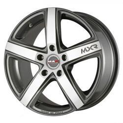 Автомобильный диск Литой MAK Monaco 8x18 5/112 ET 50 DIA 57,1 Gun Metallic - Mirror Face
