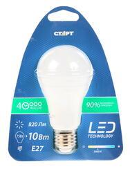 Лампа светодиодная СТАРТ LED GLS E27 W30