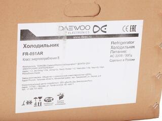 Холодильник Daewoo Electronics FR-051AR белый