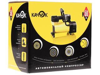Компрессор для шин Качок K 50 LED