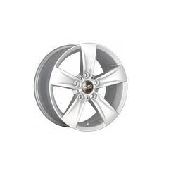 Автомобильный диск литой LegeArtis B131 7x16 5/120 ET 40 DIA 72,6 Sil