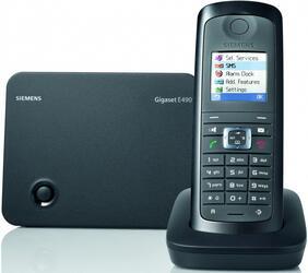 Телефон беспроводной (DECT) Siemens Gigaset E490